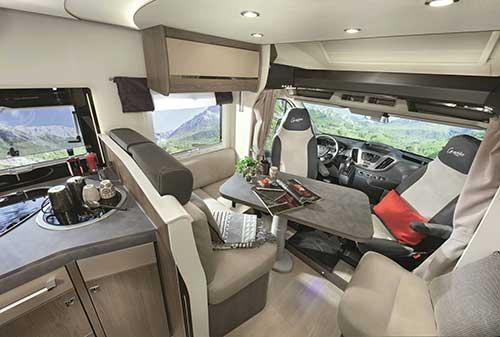 wohnmobil Challenger 358 Graphite Edition