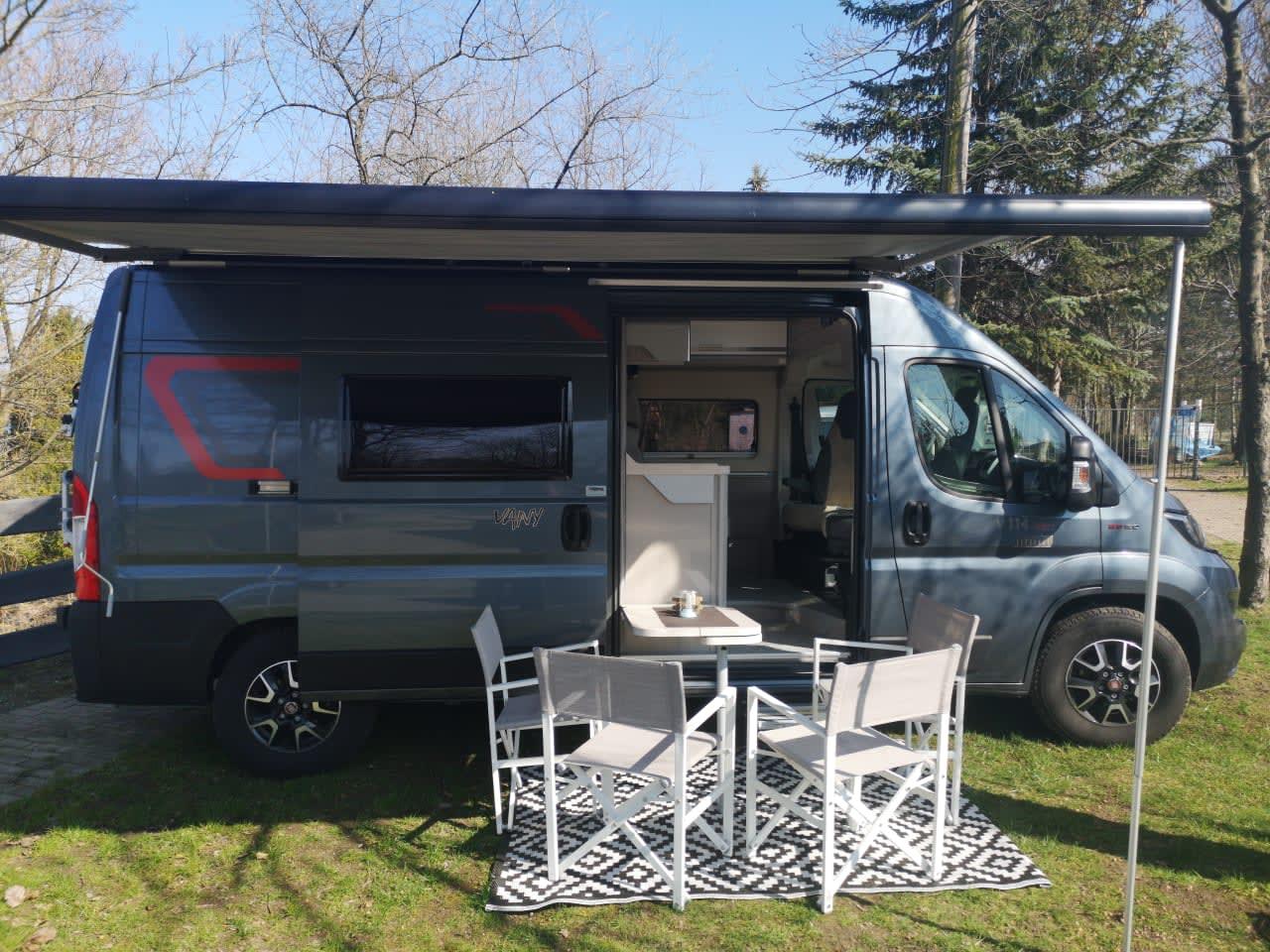 Wohnmobil Challenger Vany 114 MAX