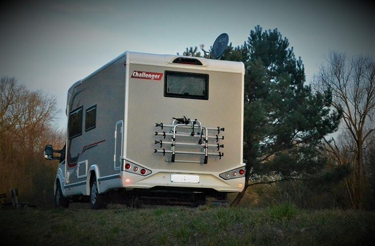 wohnmobil Challenger  380