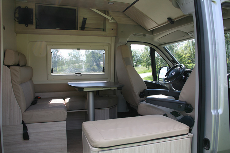 wohnmobil Rapido Dreamer Camper Five