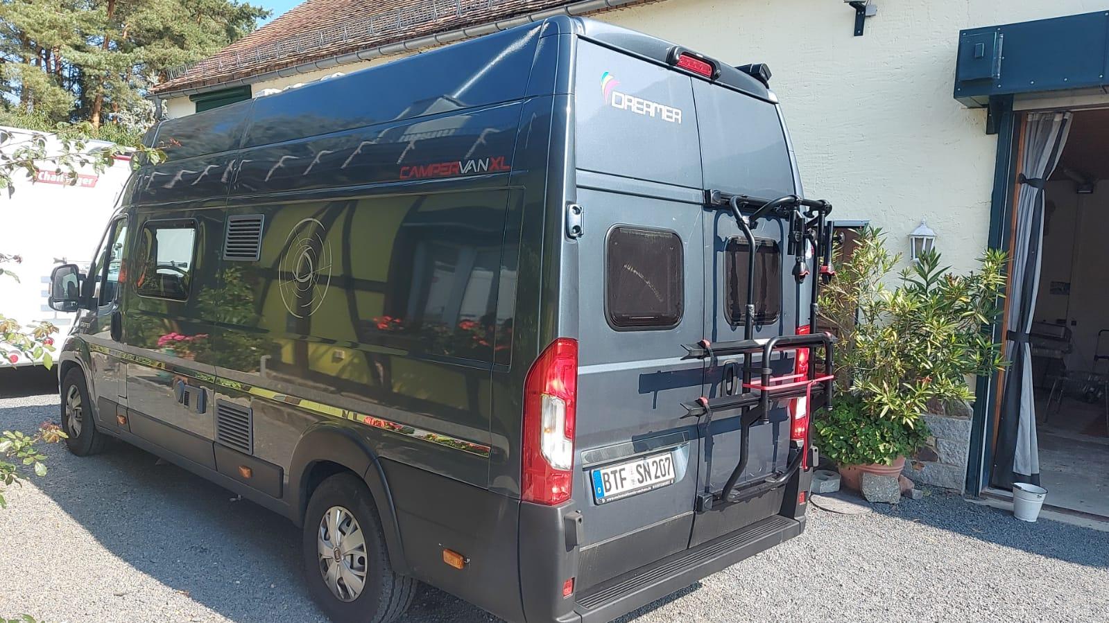 wohnmobil Rapido Camper Van XL