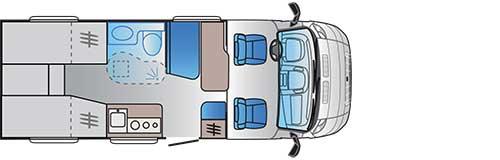 wohnmobil Sun Living S65SL
