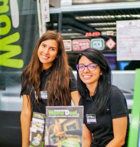Wohnmobil Messe mit WomoDeal